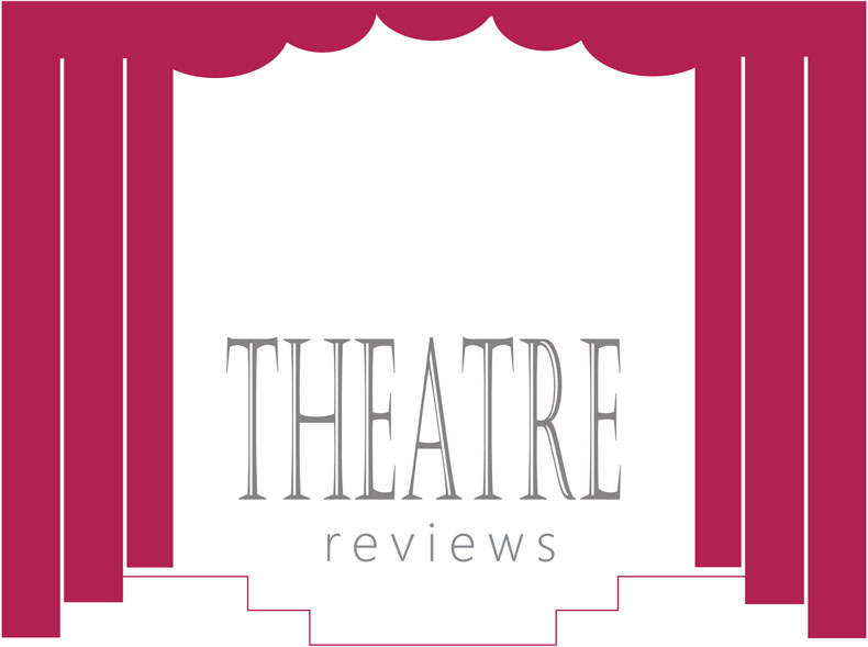 theatre reviews final logo